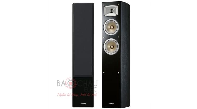 Loa nghe nhạc, xem phim Yamaha NS F330 là hệ thống 2 loa, 2 đường tiếng
