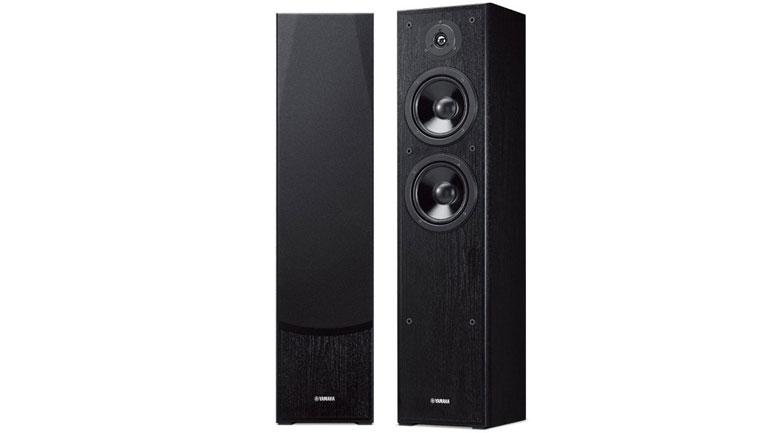 Loa nghe nhạc, xem phim Yamaha NS-F51 (Black) cấu tạo Gồm 3 loa, 2 loa trầm hình nón 16cm và một loa tweeter vòm mềm 3cm