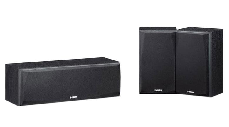 Loa nghe nhạc, xem phim Yamaha NS-P51 (Black) có công suất lớn 180W giúp mang đến một không gian âm nhạc sôi động
