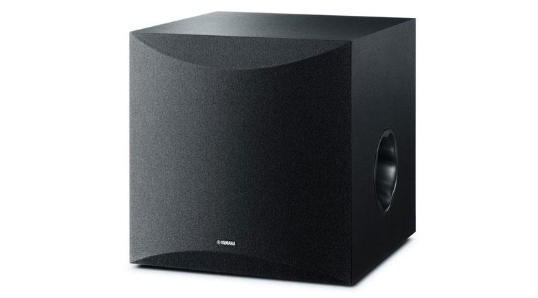Loa sub điện Yamaha NS-SW100 (Black) tái hiện âm trầm sâu chắc