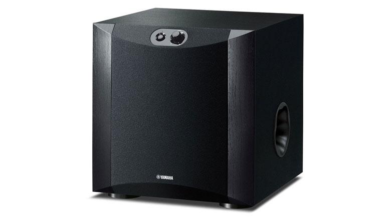 Loa sub điện Yamaha NS-SW200 (Black) cho âm trầm uy lực, sâu chắc