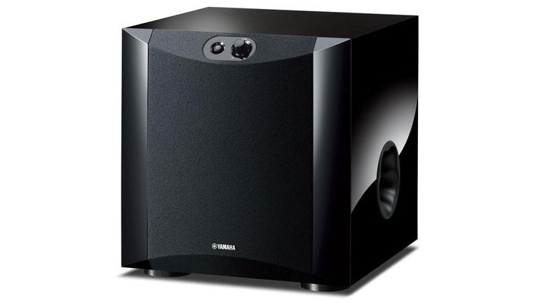 Loa Sub điện Yamaha NS-SW200 (piano) trang bị củ bass 20cm