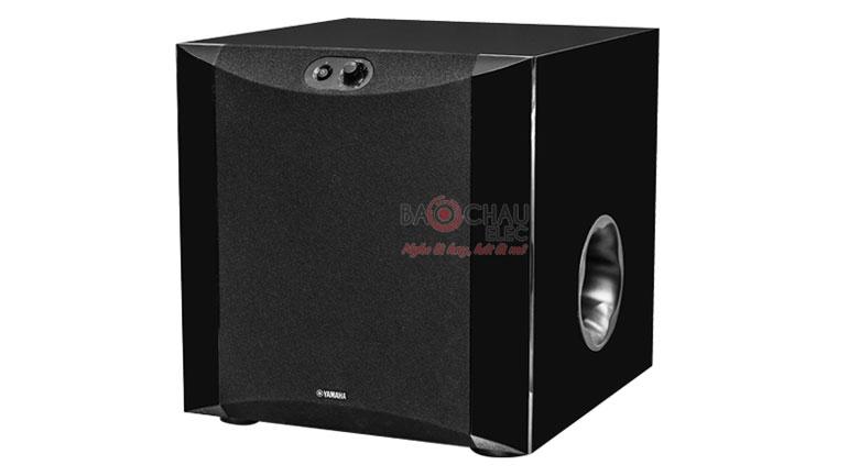 Loa Sub điện Yamaha NS-SW300 sử dụng 1 củ bass 25cm, màng loa sử dụng chất liệu cao cấp với độ bền cao