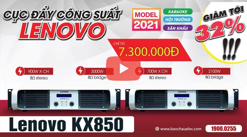 Cục đẩy lenovo kx850 chính hãng