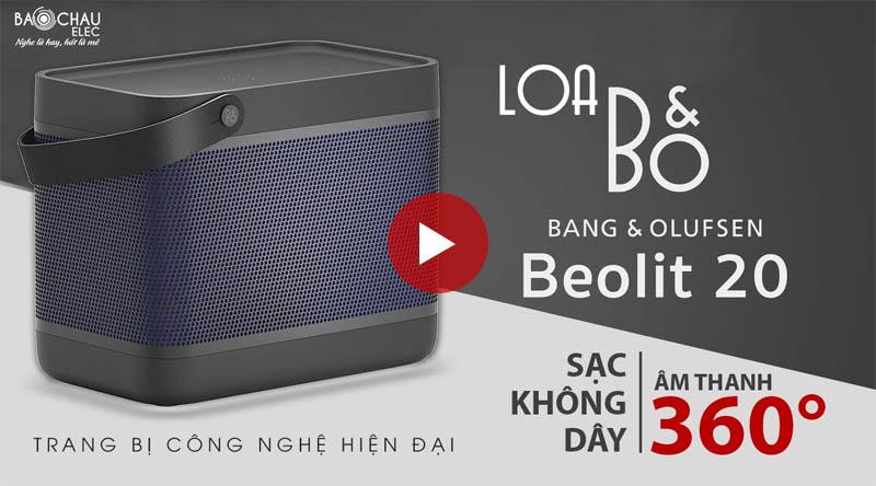 Loa B&O Beolit 20