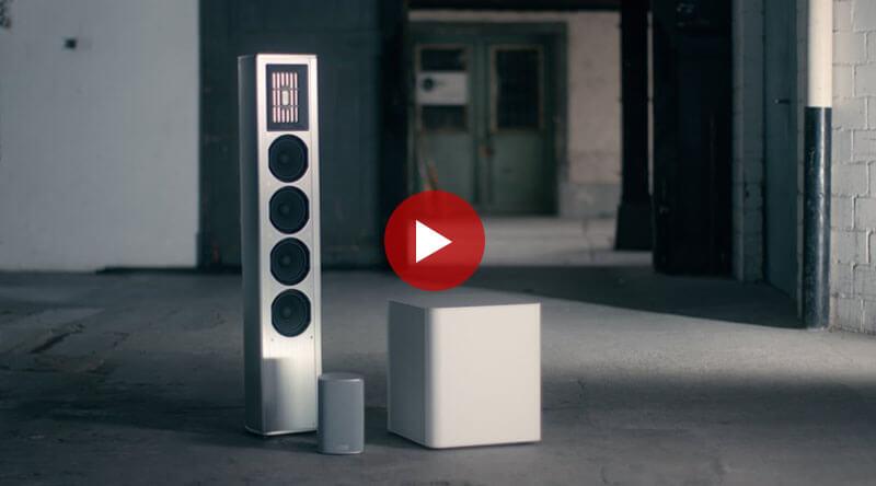 video giới thiệu thương hiệu loa piega