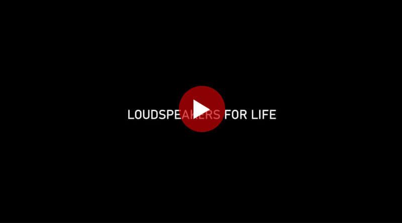 video giới thiệu công ty loa gauder akustik
