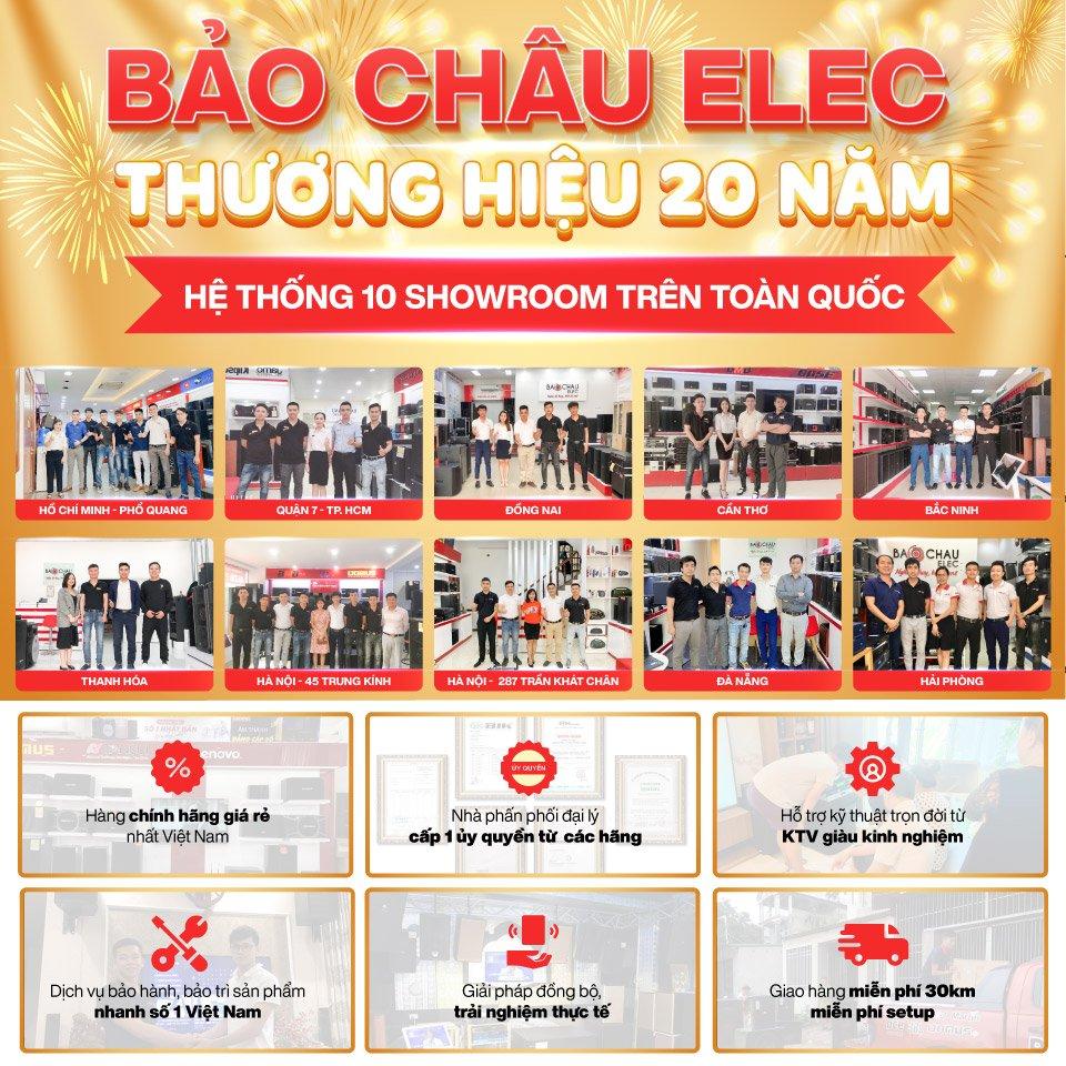 Bảo Châu Elec đơn vị thi công, tư vấn chuyên nghiệp
