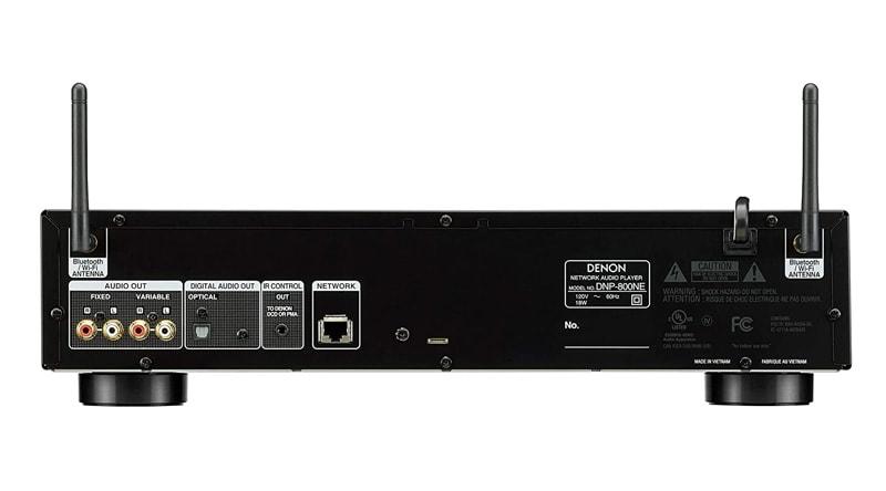 DAC Denon DNP-800NE - bộ giải mã không dây hiện đại, giá tốt