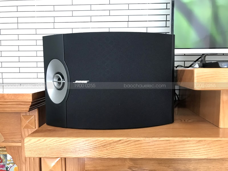 Bộ dàn sử dụng cặp loa karaoke Bose 301