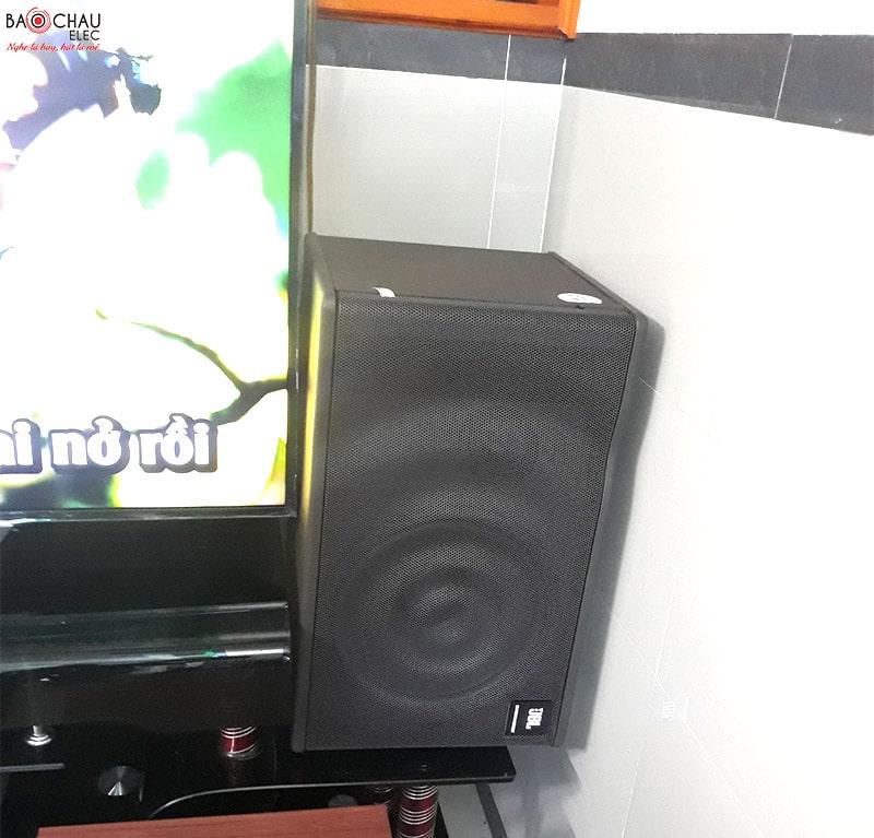 Bộ dàn karaoke JBL của gia đình anh Dũng