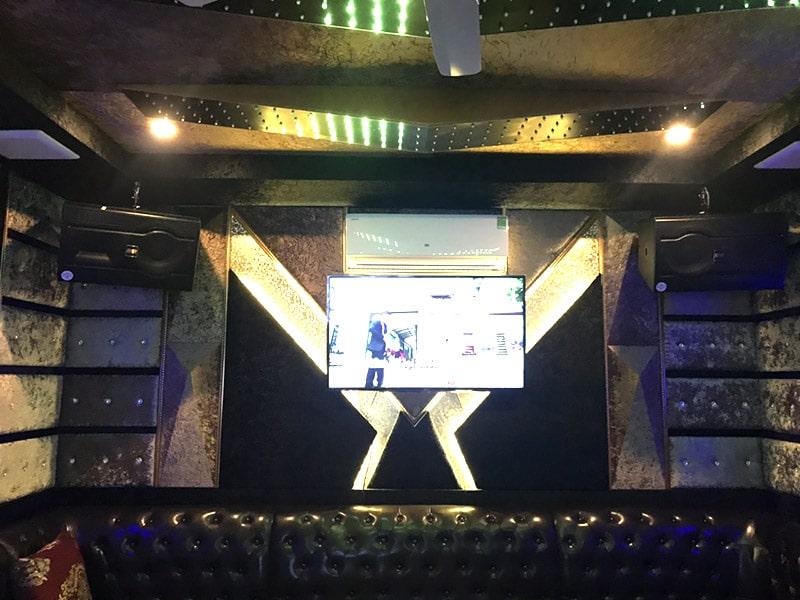 Lắp đặt dàn karaoke gia đình cao cấp 100 triệu anh Tiến tại Bắc Ninh