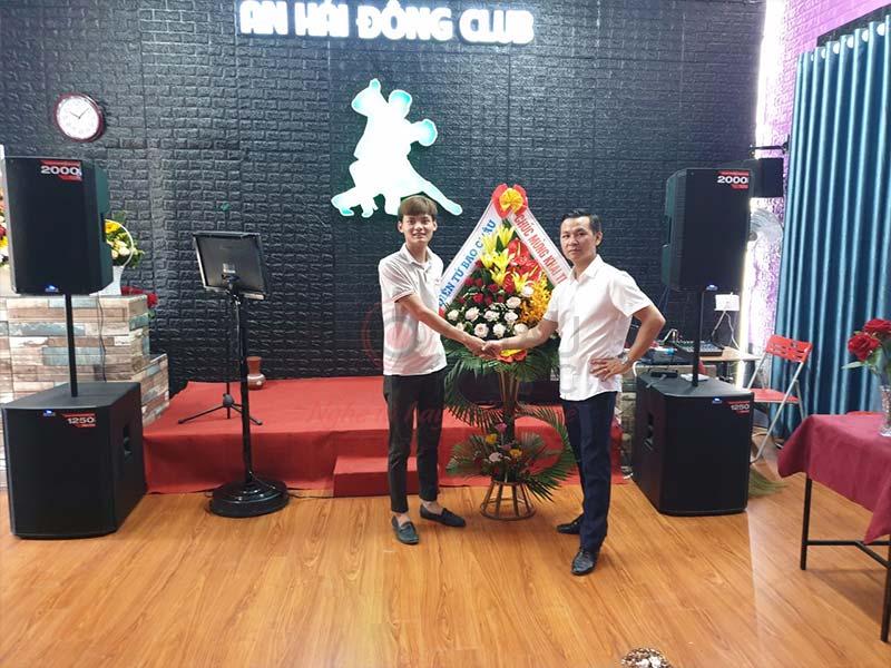 Khách hàng tại Đà Nẵng mua dàn karaoke cho gia đình tại Bảo Châu Elec