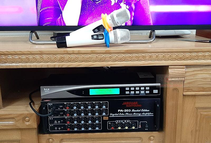 Dàn karaoke Bose cho gia đình anh Lương ở Bắc Giang h3