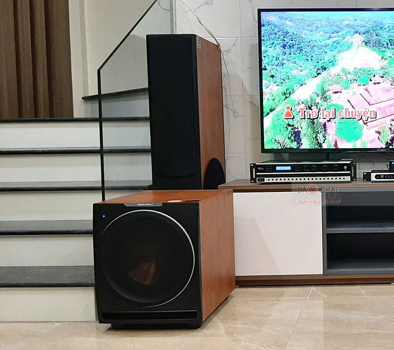 dàn karaoke Paramax cho gia đình anh Hùng ở VSip Bắc Ninh h2