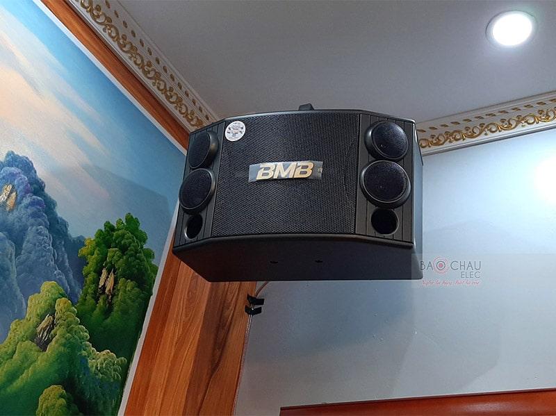 Dàn karaoke BMB cho gia đình anh Doanh ở Bắc Ninh h1
