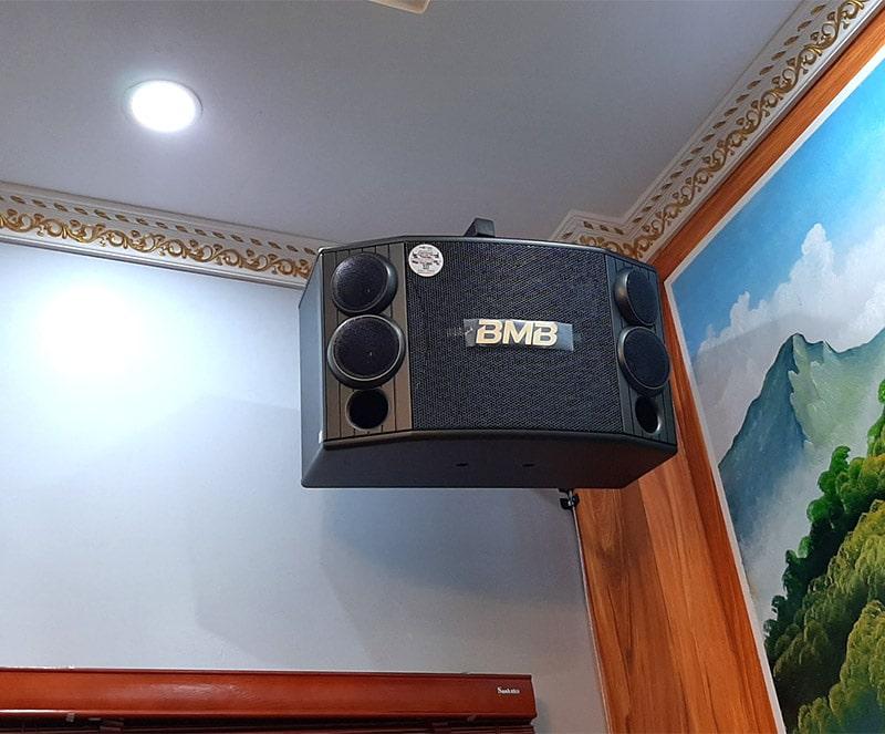 Dàn karaoke BMB cho gia đình anh Doanh ở Bắc Ninh h2