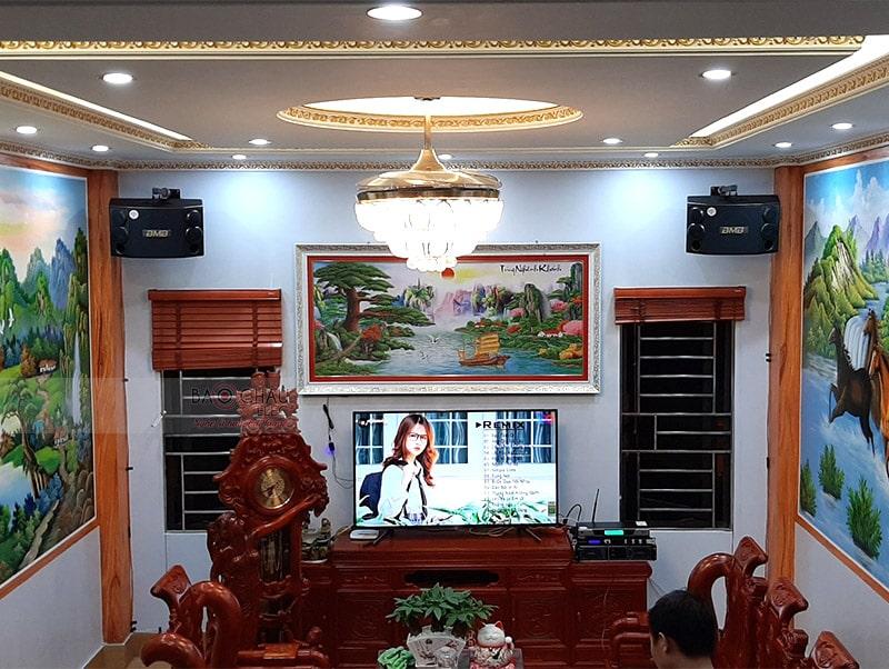 Dàn karaoke BMB cho gia đình anh Doanh ở Bắc Ninh h7