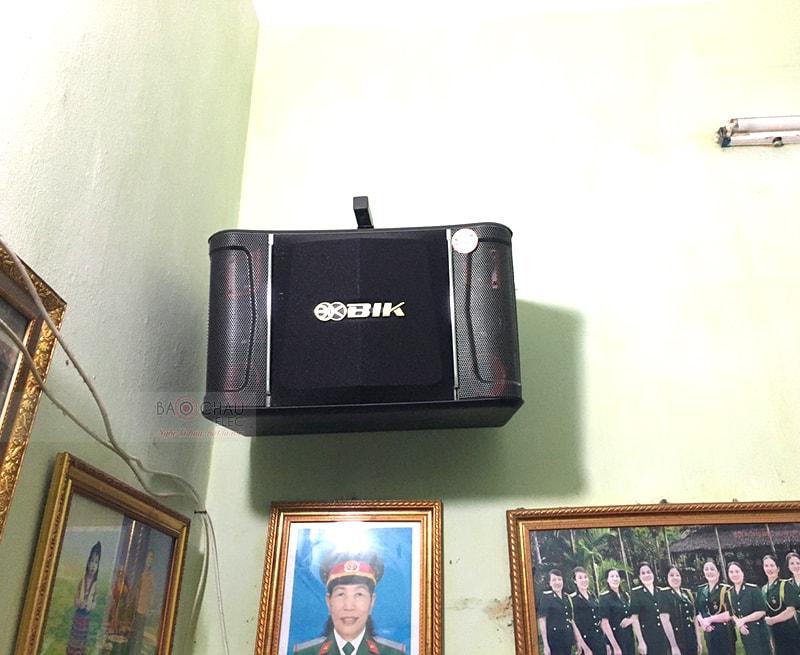 Dàn karaoke BIK cho gia đình anh Tú ở Quế Võ, Bắc Ninh h1