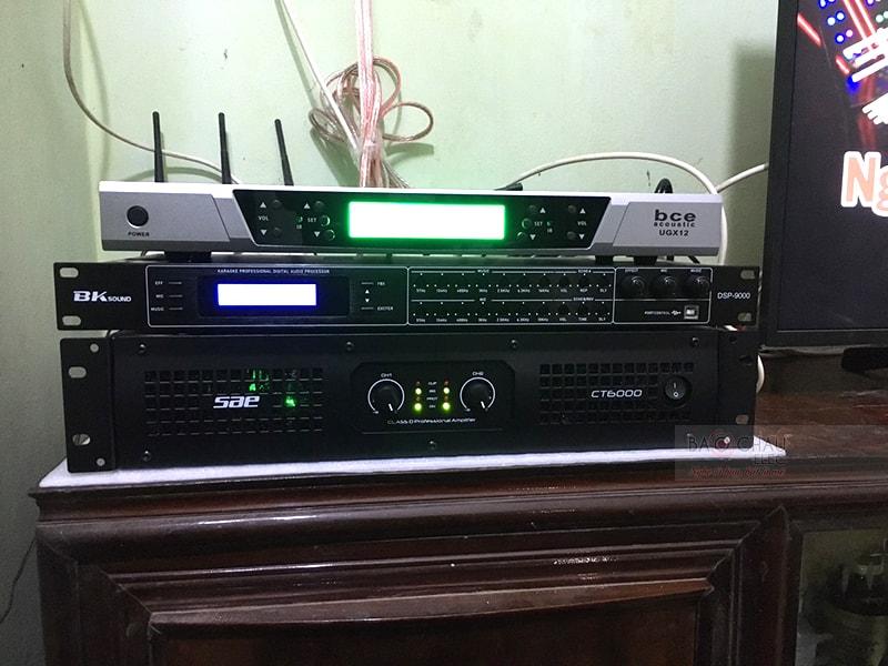 Dàn karaoke BIK cho gia đình anh Tú ở Quế Võ, Bắc Ninh h3