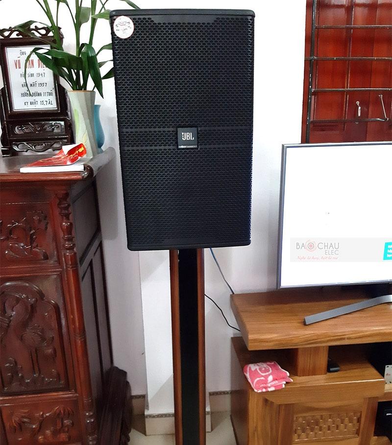 Dàn karaoke JBL cao cấp cho gia đình anh Tuấn ở Vũ Ninh h2