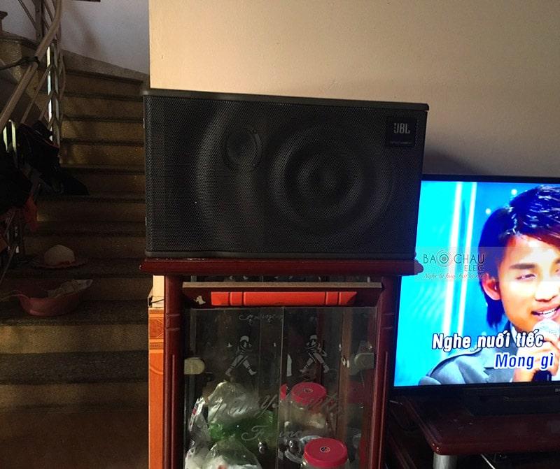 Dàn karaoke JBL cho gia đình anh Huynh ở Bắc Ninh h2
