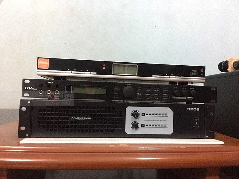 dàn karaoke cho gia đình anh Nhịp ở Bắc Ninh h3
