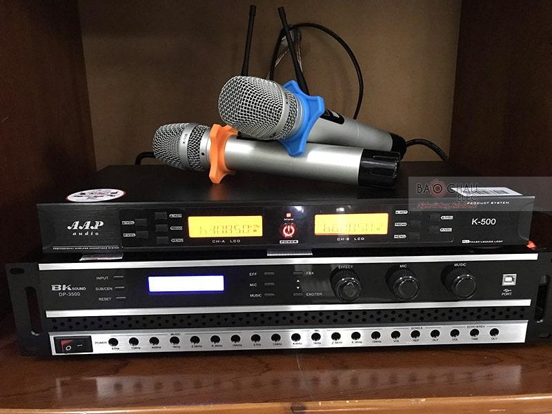 Dàn karaoke Alto của gia đình anh Nam ở Long Thành, Đồng Nai h3