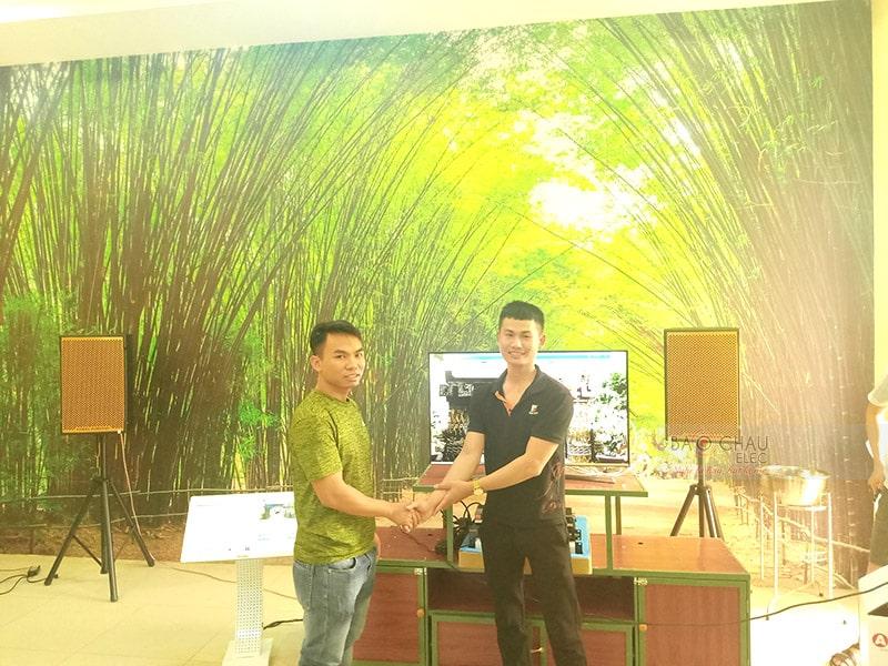dàn cao cấp cho gia đình anh Sỹ ở Đồng Nai h6