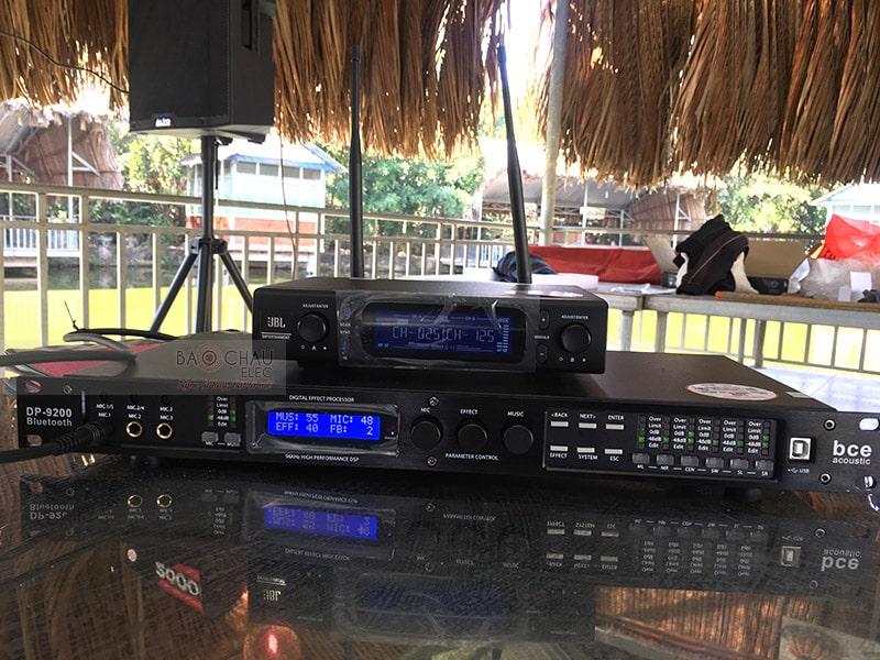 Dàn karaoke di động cho anh Nguyễn ở Biên Hòa h3