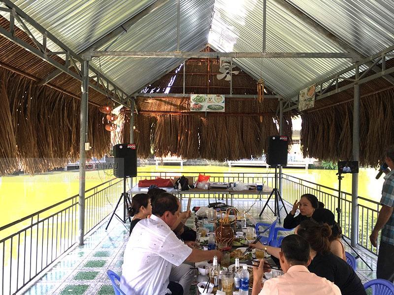 Dàn karaoke di động cho anh Nguyễn ở Biên Hòa h4