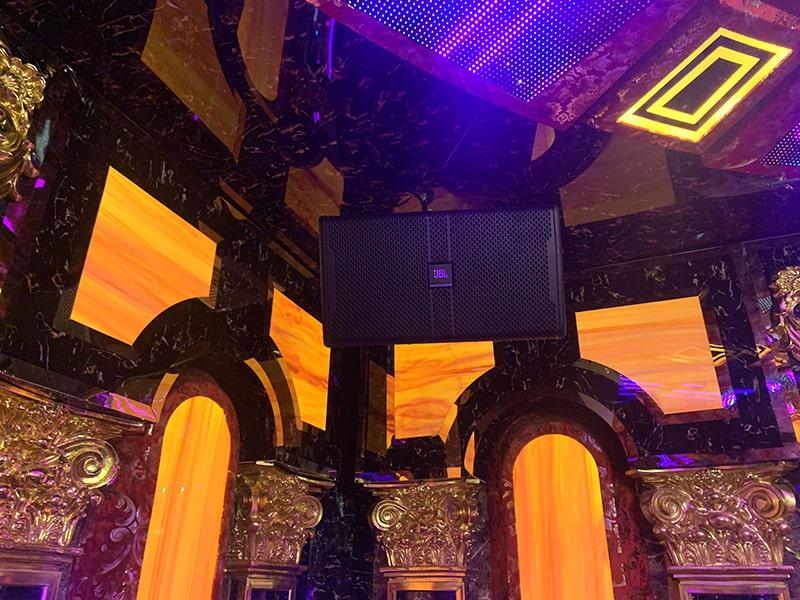 Dàn karaoke Vip cho gia đình chị Thắm ở Biên Hòa h1