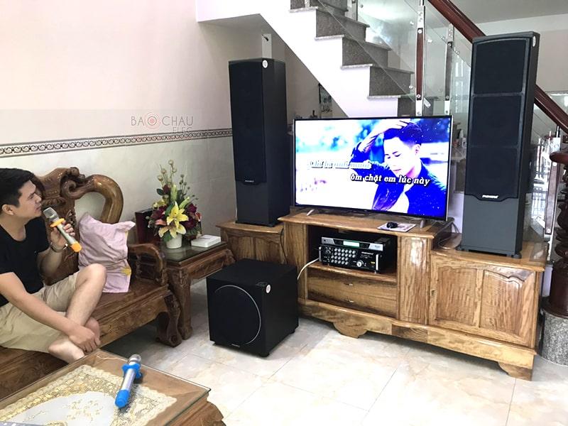 Dàn Paramax của gia đình anh Huy ở Trảng Bom, Đồng Nai h5