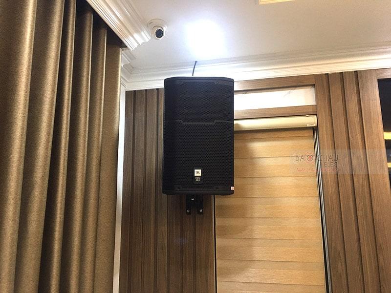 Dàn karaoke JBL siêu VIP cho gia đình anh Tâm ở Cẩm Phả h2