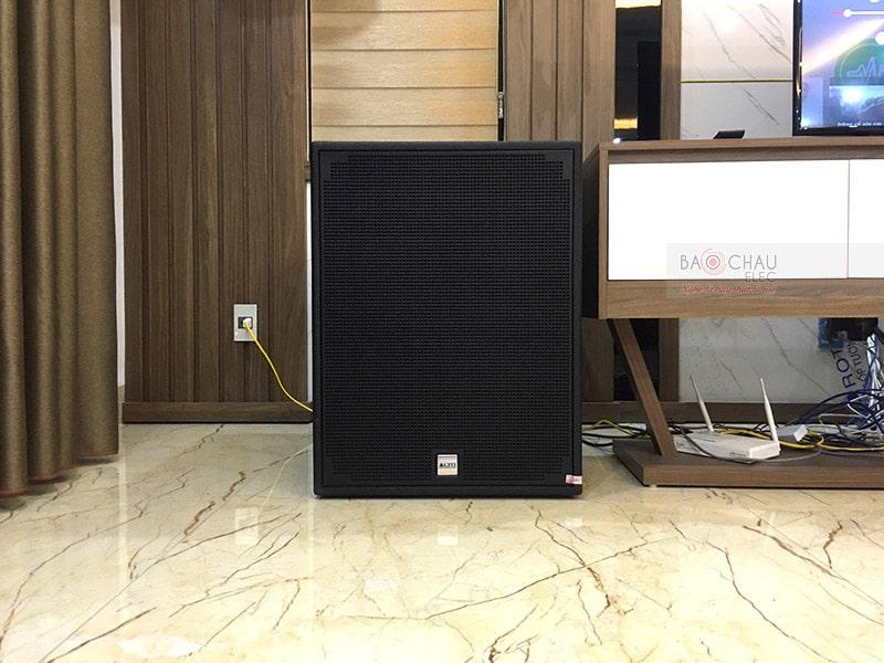 Dàn karaoke JBL siêu VIP cho gia đình anh Tâm ở Cẩm Phả h4