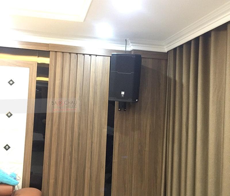 Dàn karaoke JBL siêu VIP cho gia đình anh Tâm ở Cẩm Phả h3