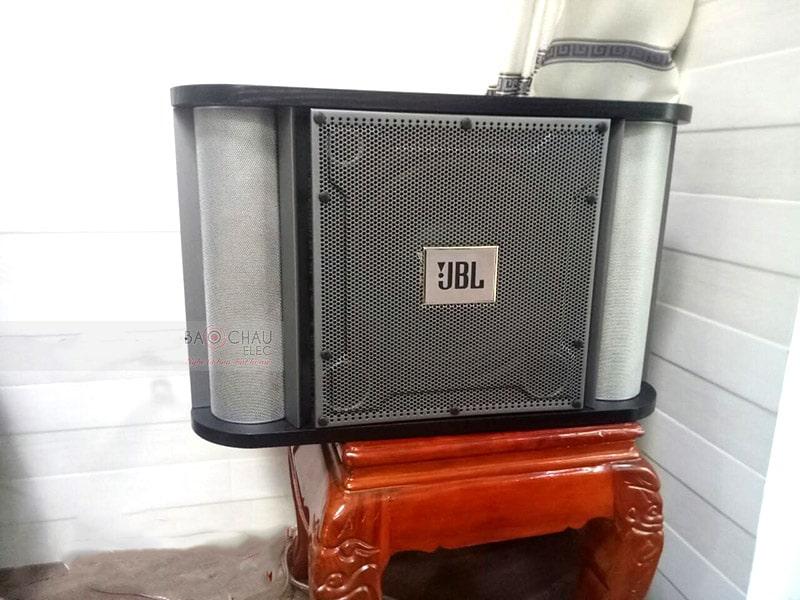 dàn karaoke JBL cho gia đình anh Ngọc ở Hà Huy Tập h2
