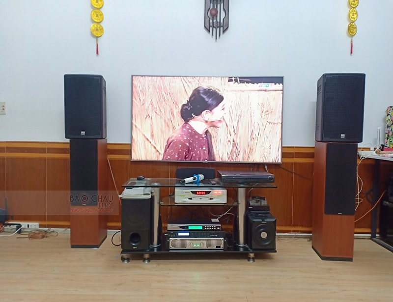 Dàn karaoke Alto của gia đình anh Tùng ở Gò Vấp h4