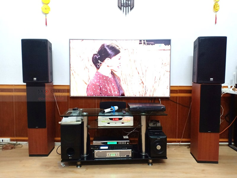 Dàn karaoke Alto của gia đình anh Tùng ở Gò Vấp h5