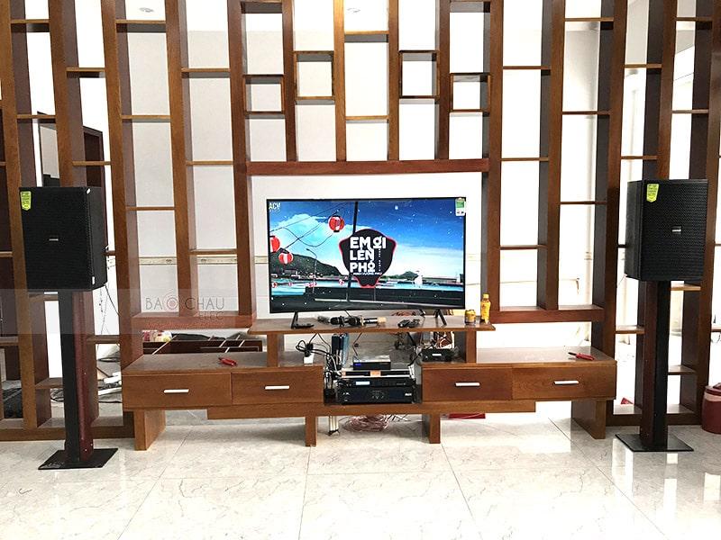 Dàn karaoke cao cấp cho gia đình chị Hoa ở Đồng Nai h5