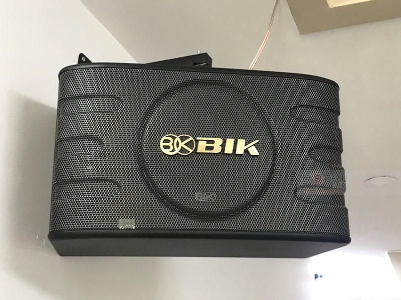 Dàn karaoke BIK cho gia đình chú Quân ở quận 12 h2
