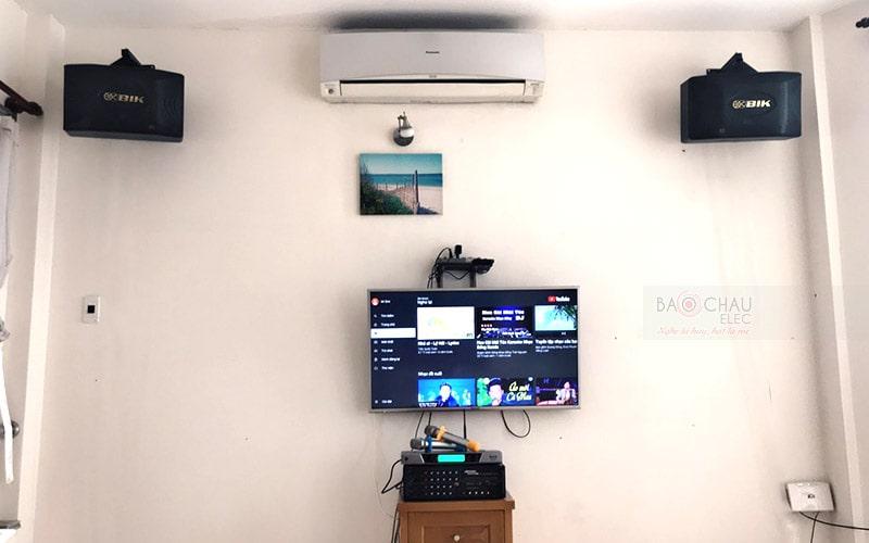 Khách hàng tại TP. Hồ Chí Minh lựa chọn Amply Jarguar Suhyoung PA-203 Gold Bluetooth cho dàn karaoke của mình