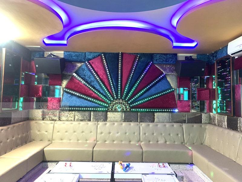 Lắp đặt hệ thống 16 phòng hát karaoke Thảo Nguyên h6