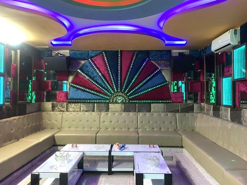 Lắp đặt hệ thống 16 phòng hát karaoke Thảo Nguyên h7