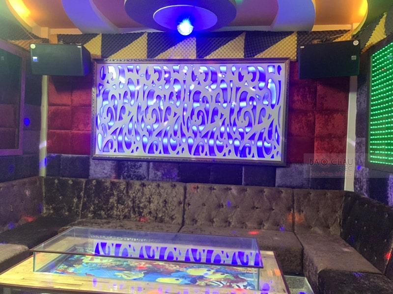 Lắp đặt hệ thống 16 phòng hát karaoke Thảo Nguyên h8