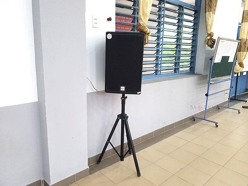 dàn âm thanh hội trường cho công ty tin học Xuân bách ở HCM h2