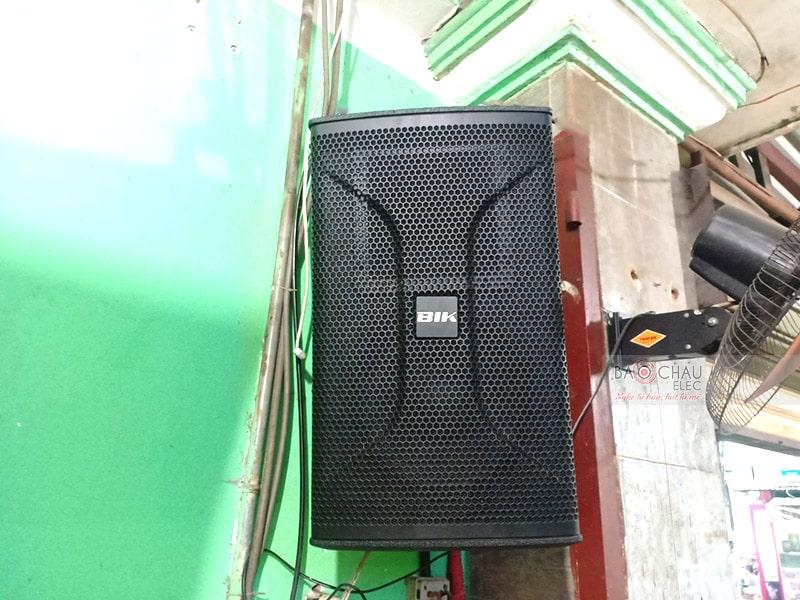 Dàn karaoke BIK cho gia đình anh Thanh ở Quận 12  h2