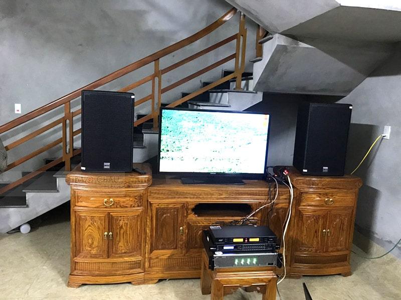 Dàn karaoke Alto của gia đình anh Hiệp ở Thái Nguyên h5
