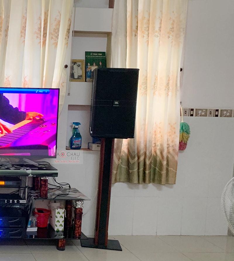 Dàn karaoke JBL VIP của gia đình anh Đăng ở Phong Điền h1