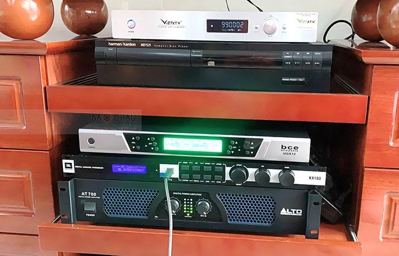 Dàn karaoke Alto cực hay cho gia đình anh Hiền ở Ninh Kiều h2